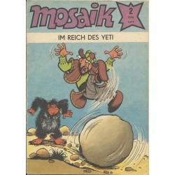 Mosaik Nr.2 / Februar 1986 - Im Reich des Yeti