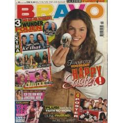 BRAVO Nr.16 / 12 April 1995 - Traumfotos von Paddy Kelly