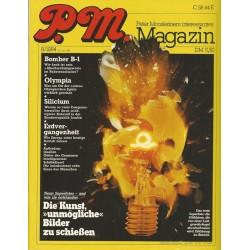 P.M. Ausgabe Aug 8/1984 -...
