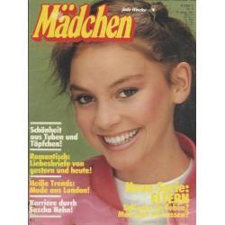 Mädchen Nr.5 / 21 Januar 1981 - Neue Serie: Eltern