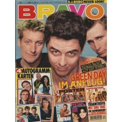 BRAVO Nr.30 / 20 Juli 1995 - Green Day im Anflug!
