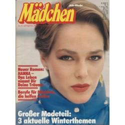 Mädchen Nr.3 /  7 Januar 1981 - Großer Modeteil