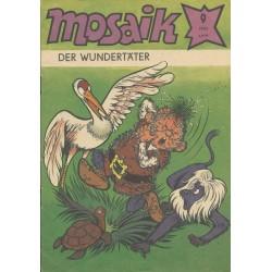 Mosaik Nr.9 / September 1986 - Der Wundertäter