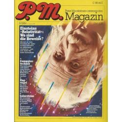 P.M. Ausgabe September 9/1984 - Einsteins Relativität