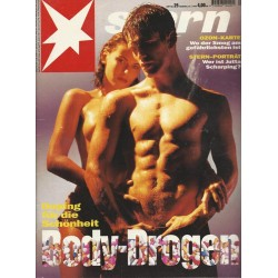 stern Heft Nr.29 / 14 Juli 1994 - Body-Drogen