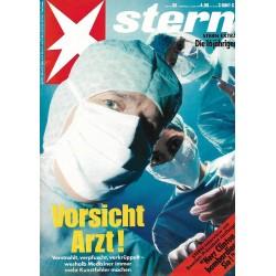 stern Heft Nr.33 / 12 August 1993 - Vorsicht Arzt!