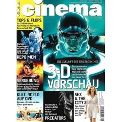 CINEMA 6/10 Juni 2010 - 3D Vorschau