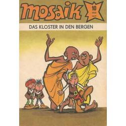Mosaik Nr.10 / Oktober 1985 - Das Kloster in den Bergen