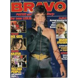 BRAVO Nr.18 / 26 April 1979 - Der neue Leslie