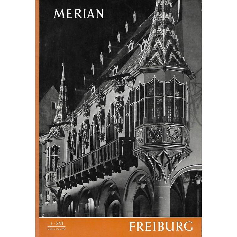 MERIAN Freiburg 3/XVI März 1963