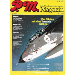 P.M. Ausgabe November 11/1984 - Was Piloten mit dem Tornado erleben
