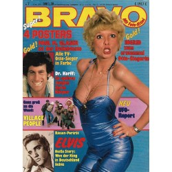 BRAVO Nr.7 / 8 Februar 1979 - Ingrid zum erstenmal Otto-Siegerin
