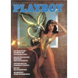 Playboy Nr.10 / Oktober 1979 - Susanne Heymanns