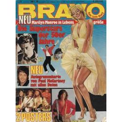 BRAVO Nr.24 / 8 Juni 1978 - Marilyn Monroe in Lebensgröße