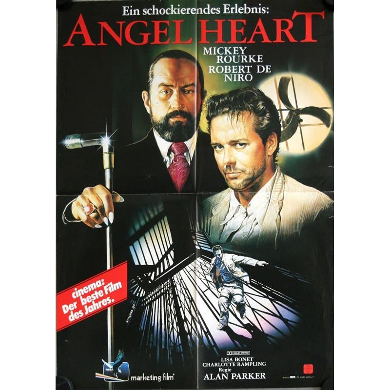 Angel Heart | Filmplakat von 1987