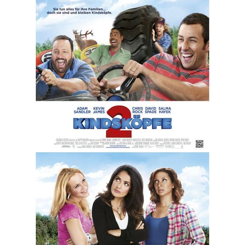Kindsköpfe 2  Filmplakat von 2013