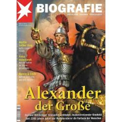 stern Biografie Nr.4 / 2004 - Alexander der Große