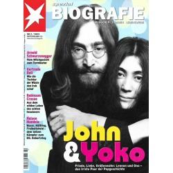 stern Biografie Nr.2 / 2003 - John & Yoko