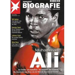 stern Biografie Nr.3 / 2004 - Muhammad Ali