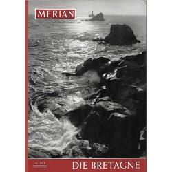 MERIAN Die Bretagne 4/XVI...