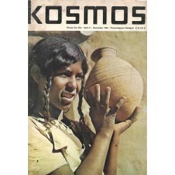 KOSMOS Heft 11 November 1964 - Mädchen aus Nordsudan