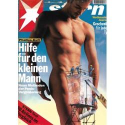 stern Heft Nr.49 / 30 November 1995 - Hilfe für den kleinen Mann
