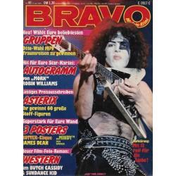 BRAVO Nr.40 / 27 September 1979 - Kiss Paul Stanley