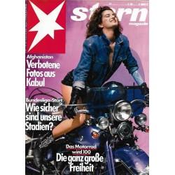 stern Heft Nr.33 / 8 August 1985 - Das Motorrad wird 100