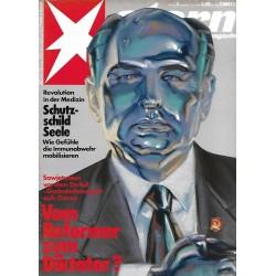 stern Heft Nr.2 / 3 Januar 1991 - Vom Reformer zum Diktator?