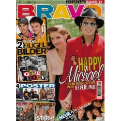 BRAVO Nr.19 / 4 Mai 1995 - Happy Michael Jackson