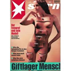 stern Heft Nr.20 / 11 Mai 1995 - Giftlager Mensch