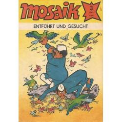 Mosaik Nr.3 / März 1986 - Entführt und gesucht