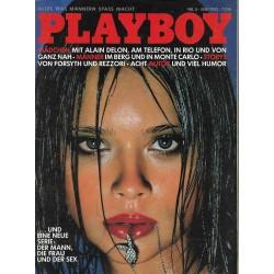 Playboy Nr.5 - Mai 1982 - Lena Kansbod