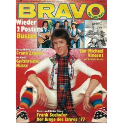 BRAVO Nr.24 / 2 Juni 1977 - Frank Seehofer