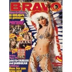 BRAVO Nr.1 / 27 Dezember 1979 - Sophia Reaney