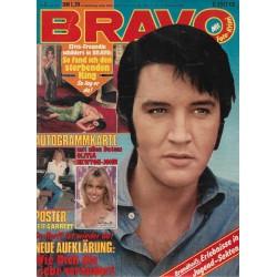 BRAVO Nr.2 / 4 Januar 1979 - Elvis Freundin schildert...