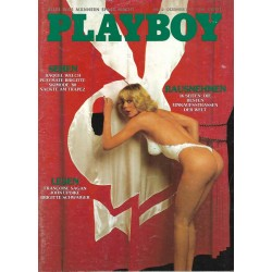 Playboy Nr.12 / Dezember 1979 - Brigitte Lohmeyer