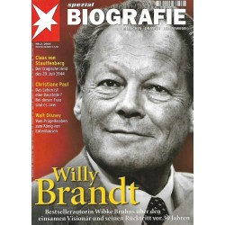 stern Biografie Nr.2 / 2004 - Willy Brandt