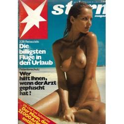 stern Heft Nr.18 / 24 April 1975 - 228 Reiseziele