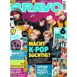 BRAVO Nr.3 / 16 Januar 2019 - Macht K-POP süchtig?