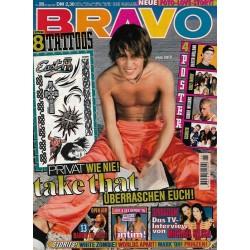 BRAVO Nr.26 / 22 Juni 1995 - Privat wie Nie! Take That