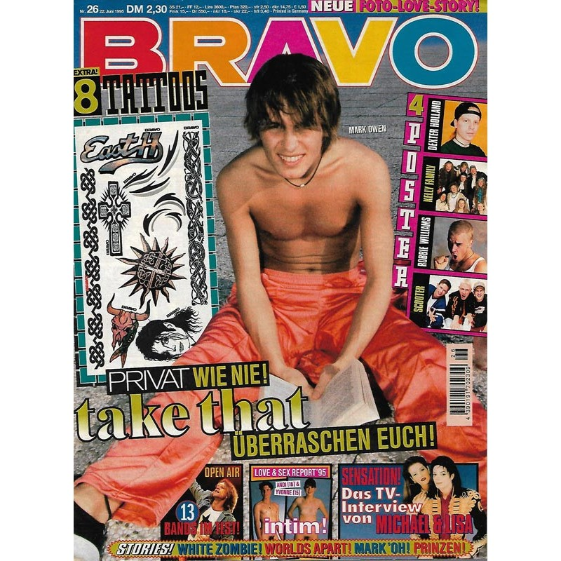 Bravo love & sex report