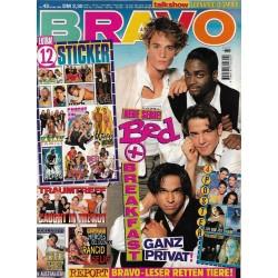 BRAVO Nr.43 / 19 Oktober 1995 - Breakfast ganz privat!