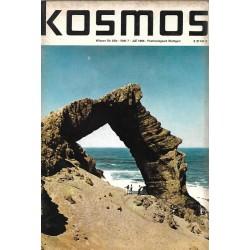 KOSMOS Heft 7 Juli 1964 - Der berühmte Bogenfels