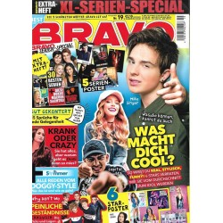 BRAVO Nr.19 / 29 August 2018 - Was macht dich cool?