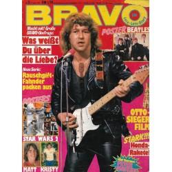 BRAVO Nr.5 / 22 Januar 1981 - Peter Maffay