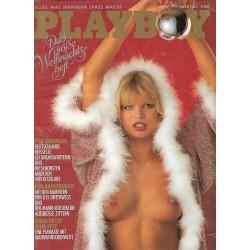 Playboy Nr.12 - Dezembet 1982 - Patricia Farinelli