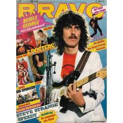 BRAVO Nr.31/ 23 Juli 1981 - George Harrison