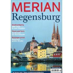 MERIAN Regensburg 9/62 September 2009