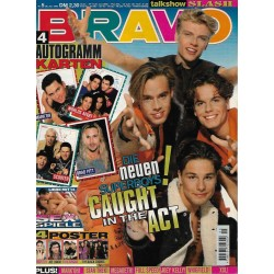 BRAVO Nr.5 / 26 Januar 1995 - Die neuen Boys Caught in the Act